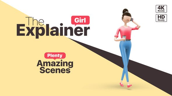 The Explainer Girl