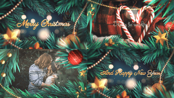 Cover Image for 2K20//Christmas Slideshow.