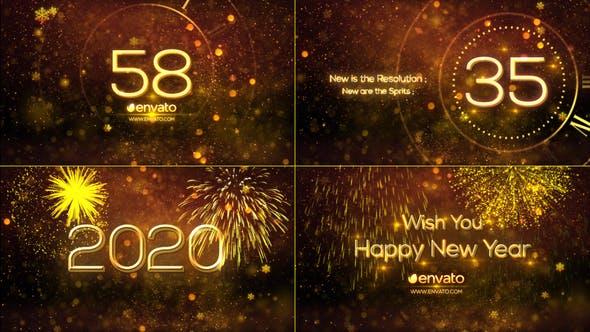 Thumbnail for Cuenta atrás de Año Nuevo 2020