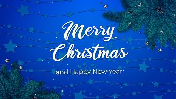 Christmas & New Year Slideshow
