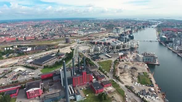 Thumbnail for City Copenhagen HC Oersted Power Station