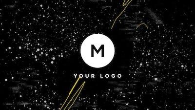 Scribble Grunge Logo