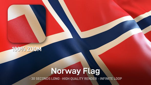 Thumbnail for Norway Flag