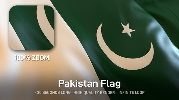 Thumbnail for Pakistan Flag