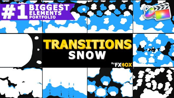 Thumbnail for Snow Transitions | FCPX