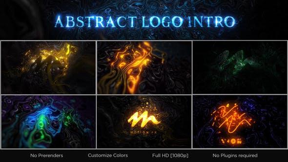 Thumbnail for Abstract Logo Intro