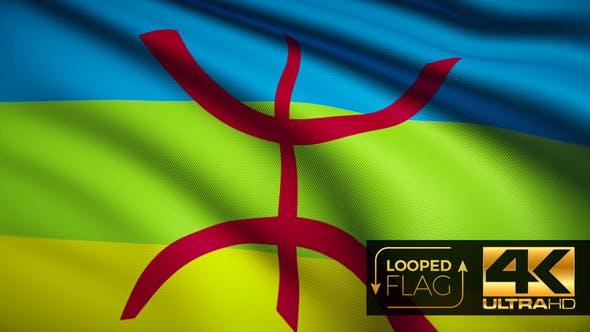 Thumbnail for Berber Flag 4K