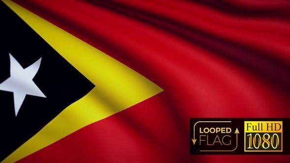Thumbnail for East Timor Flag