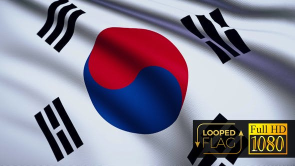 Thumbnail for South Korea Flag