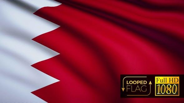 Thumbnail for Bahrain Flagge