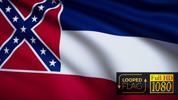 Thumbnail for Mississippi Flagge