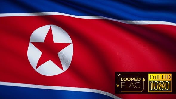 Thumbnail for North Korea Flag