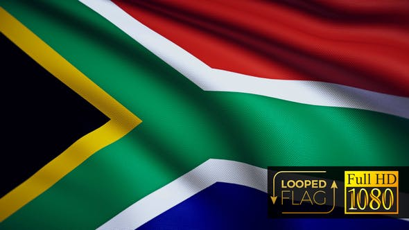 Thumbnail for South Africa Flag