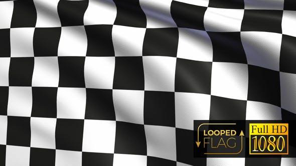 Thumbnail for Checkered Race Flag