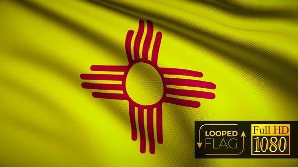 Thumbnail for New Mexico Flag