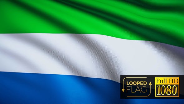 Thumbnail for Sierra Leone Flag