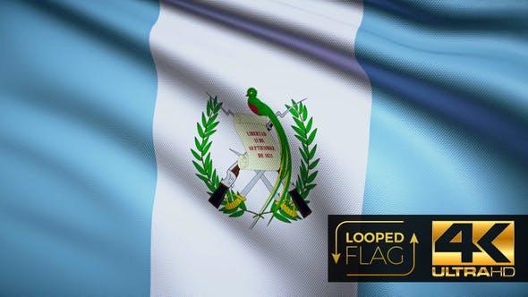 Thumbnail for Guatemala Flagge 4K