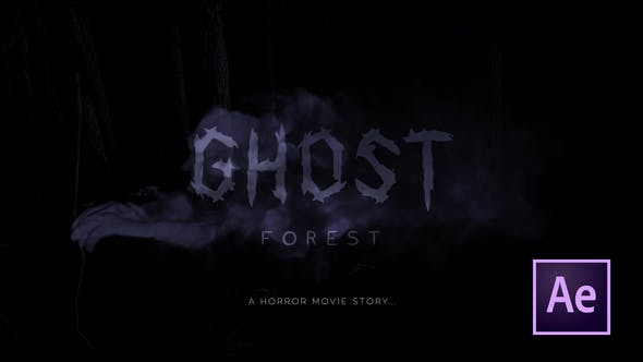 Thumbnail for Ghost Forest Horror Trailer