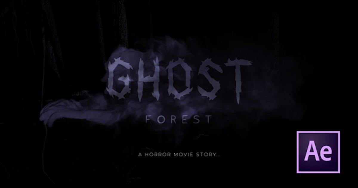 Ghost Forest Horror Trailer