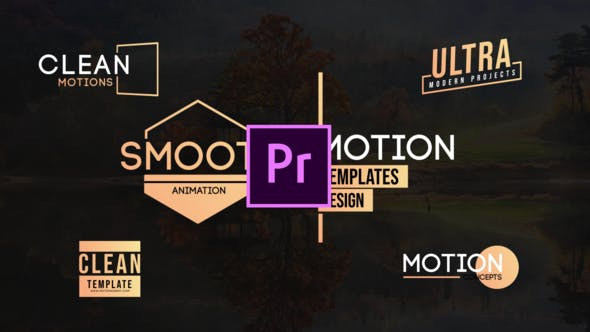 Thumbnail for Motion Titres -MOGRT