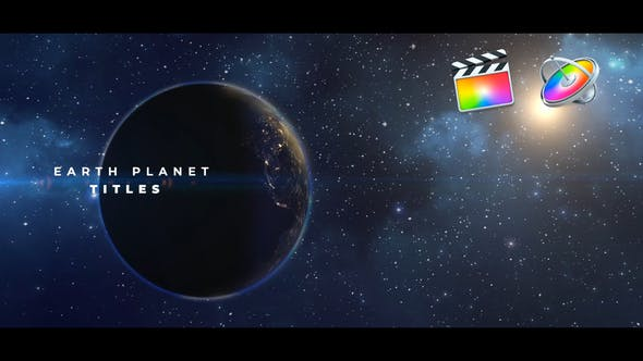 Thumbnail for Earth Planet Titles