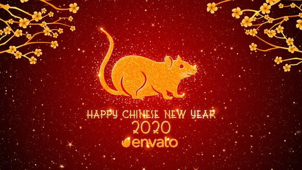 Thumbnail for Chinese New Year Greetings 2020