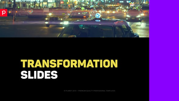Thumbnail for Transformation Slides