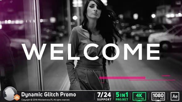 Thumbnail for Fashion Glitch Promo