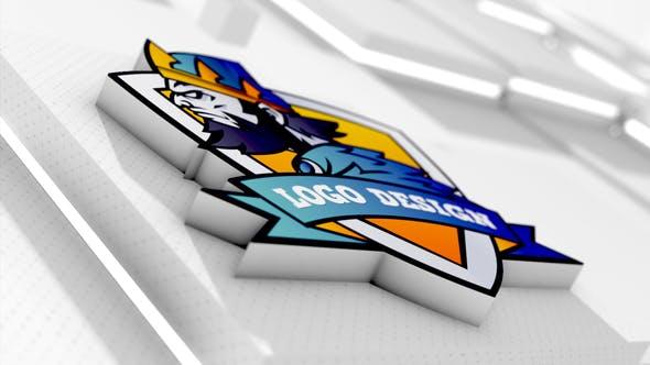 Thumbnail for Cube Logo Reveal