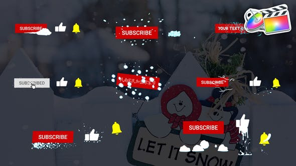 Snow Subscribes | FCPX