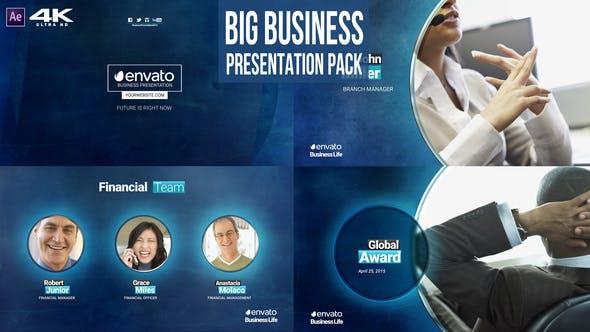 Thumbnail for Любимая Корпоративный презентация V2