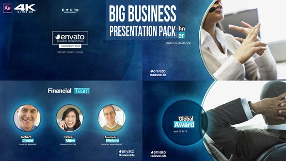 Favorite Corporate Presentation V2