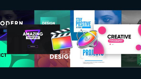 Thumbnail for Pack Typographie Créative