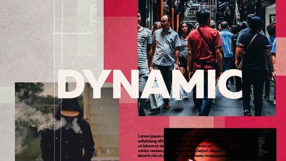 Stylish Dynamic Urban Opener