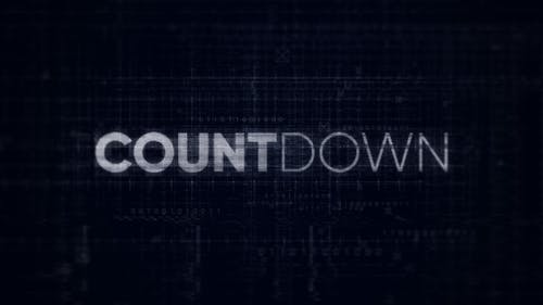 Countdown - Digital Opener