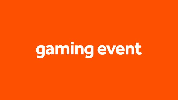 Thumbnail for Gaming Event