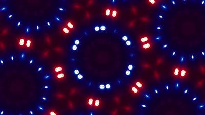 Abstract Light Show