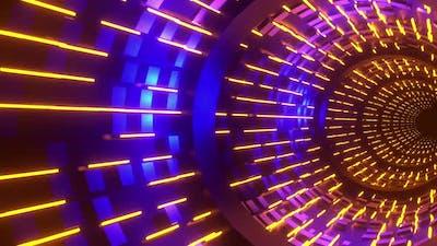 Sci Fi Tunnel 03 Hd