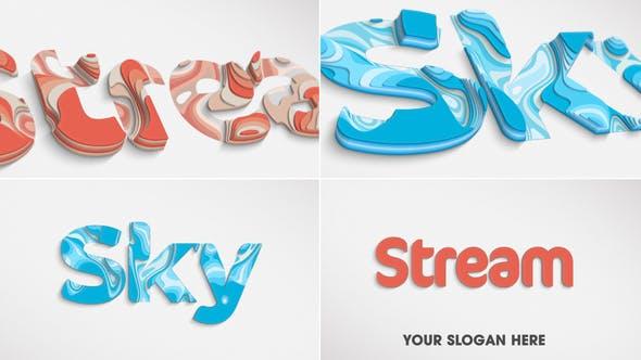 Thumbnail for Flow Clean 3D Logo