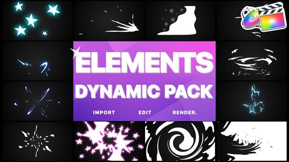 Thumbnail for Dynamic Elements | FCPX