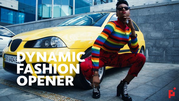 Thumbnail for Fashion Opener  | For Final Cut & Apple Motion