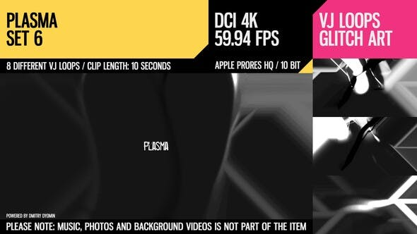 Thumbnail for Plasma (4K Set 6)