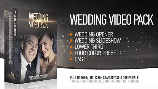 Thumbnail for Wedding Pack
