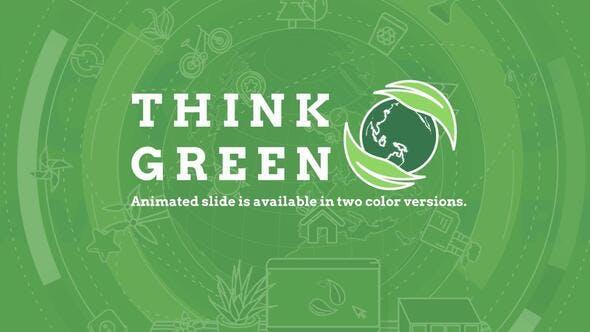 Thumbnail for Think Green