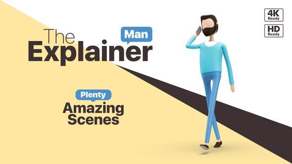 Thumbnail for El hombre explicador