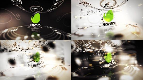 Thumbnail for Logo de la música revela