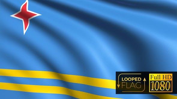Thumbnail for Aruba Flag