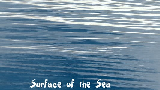 Thumbnail for Surface Of The Sea