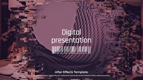 Digital Presentation - Digital Slideshow