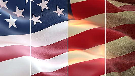 Thumbnail for USA American Flag